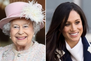 Meghan Markle and Queen Elizabeth Are Having a Minor Wedding Planning Disagreement