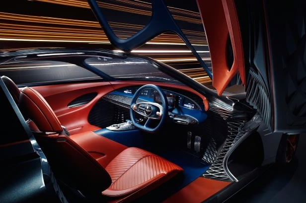 Slide 13 of 26: Genesis-Essentia-concept-front-interior.jpg
