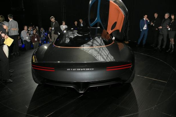 Slide 2 of 26: Genesis-Essentia-Concept-rear.jpg