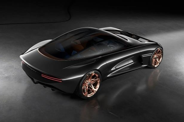 Slide 20 of 26: Genesis-Essentia-concept-rear-three-quarter-02.jpg