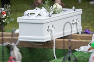 Child burial fees axed by the Government
