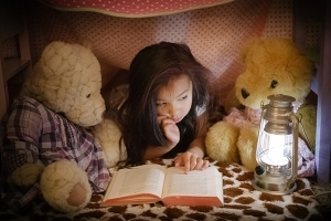 International Children's Book Day 2018: how reading can boost child development