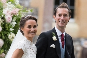Pippa Middleton's Father-In-Law Investigated Over Alleged Sex Attack