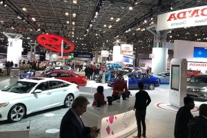 Auto Shows Can Be a Secret Weapon for Car Shoppers