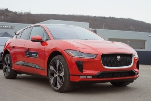 Here's Why The Electric Jaguar I-Pace Still Has A Functional Front Grille