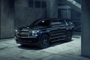 2018 Chevrolet Tahoe Custom Midnight Attempts to Build Bridge to New Model