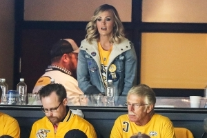 Carrie Underwood Is 'Seriously Livid' After Interference Call at NHL Game