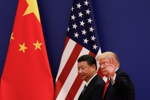 China vows 'same strength' measure against US tariffs