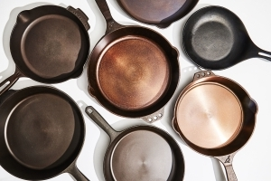 4 Beautiful New-School Cast-Iron Skillets We'd Cook With Every Day