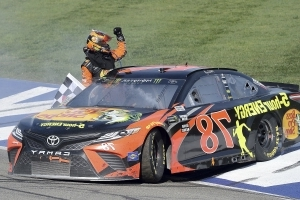 Martin Truex Jr. has a score to settle with Texas Motor Speedway