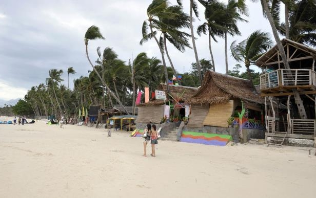 The island will be closed to tourists over concerns that the once idyllic white-sand resort has become a