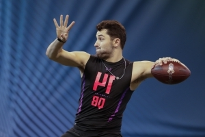 Baker Mayfield says he's being pressured to attend draft