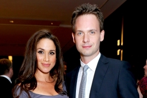 Patrick J. Adams: I Don't Have Meghan Markle's Number Anymore
