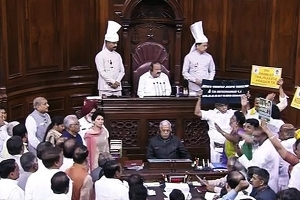 Protest vs Protest In Parliament: BJP Lawmakers To Fast, Congress Boycotts Tea