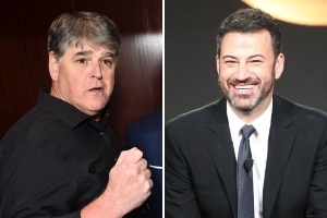 Sean Hannity Slams Jimmy Kimmel for Old Sketch Asking Women to Touch His Crotch: 'Harvey Weinstein Jr.'