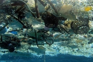 The Great Pacific Garbage Patch is three times the size of France and growing, study finds