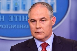64 House Dems ask Trump to fire Pruitt