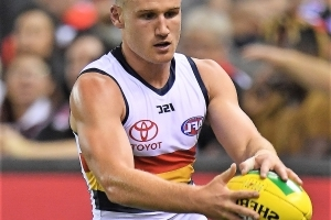 Crows grind out AFL win over sloppy Saints