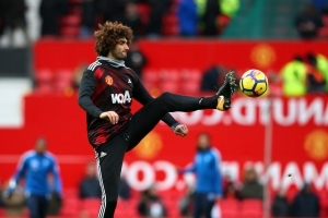 Fellaini favouring Roma switch