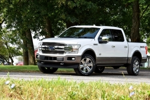 Ford Recalls Nearly 350,000 F-Series Trucks That May Roll Away When Parked