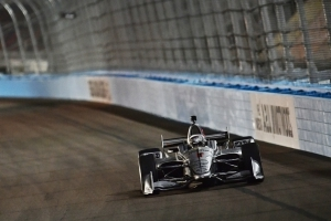 Newgarden beats Wickens, Rossi in thrilling IndyCar shootout