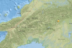 Shallow 6.3 earthquake strikes PNG Highlands