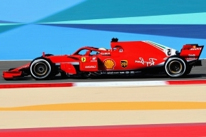 Vettel on pole, Hamilton starts ninth