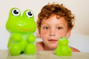 Yes, your kid's bath toys really are farms for all kinds of gross microbes