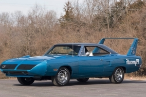 There's an All-Original 1970 Plymouth Superbird Headed to Auction