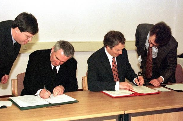 Us News The Good Friday Agreement 20 Years On Why Is The Peace