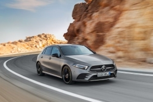 AMG to Add a Second Range of Sporty Small Cars