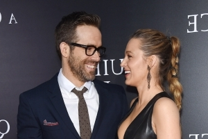 Blake Lively and Ryan Reynolds Troll Each Other Over Cute Red Carpet Photo
