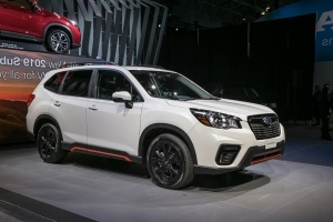 Five Ways to Tell You're Driving the 2019 Subaru Forester