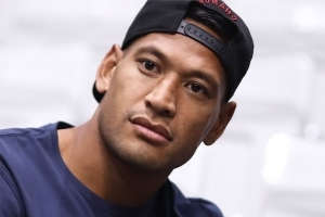 Israel Folau shows no sign of backing down from social media views
