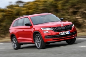 Skoda Kodiaq 4x4 Sportline 2018 UK review