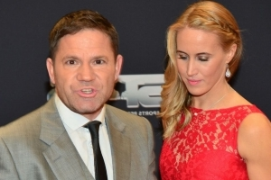 Steve Backshall and Helen Glover lose one unborn twin