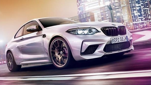 BMW M2 Competition photos leaked