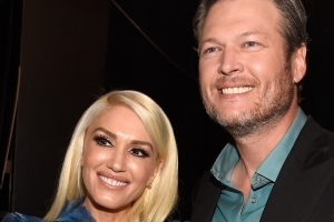 Gwen Stefani gushes over Blake Shelton