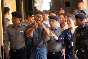 Myanmar court refuses to dismiss charges against journalists