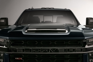 2020 Chevy Silverado HD teased, will debut next year