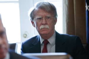 Bolton meets with SKorea, Japan national security advisers