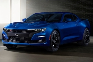 Five Things We Learned From the 2019 Chevrolet Camaro's Designer