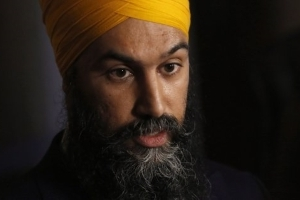Jagmeet Singh Says Liberals Should Take Kinder Morgan Pipeline Issue To Supreme Court