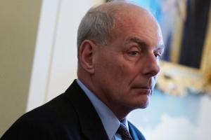 Kelly cedes control to new faces amid latest Trump tumult