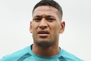 Relationship between Israel Folau and rugby bosses sour over anti-gay comments