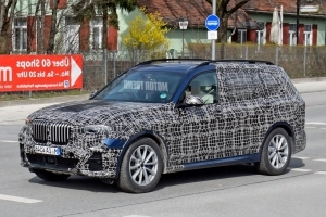Spied! BMW X7 Inches Closer to Production