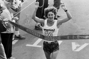 Who Was The Last American Woman To Win The Boston Marathon?