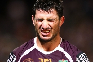 Broncos' Gillett played with neck fracture