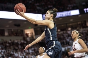 Canada's Kia Nurse picked 10th in WNBA draft by New York Liberty