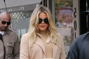 Did a medium foresee trouble between Khloe Kardashian and Tristan Thompson last year?